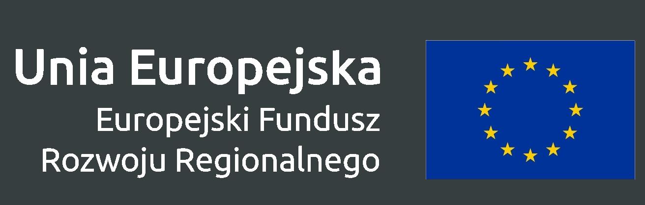 Unia Europejska. Europejski Fundusz Rozwoju Regionalnego